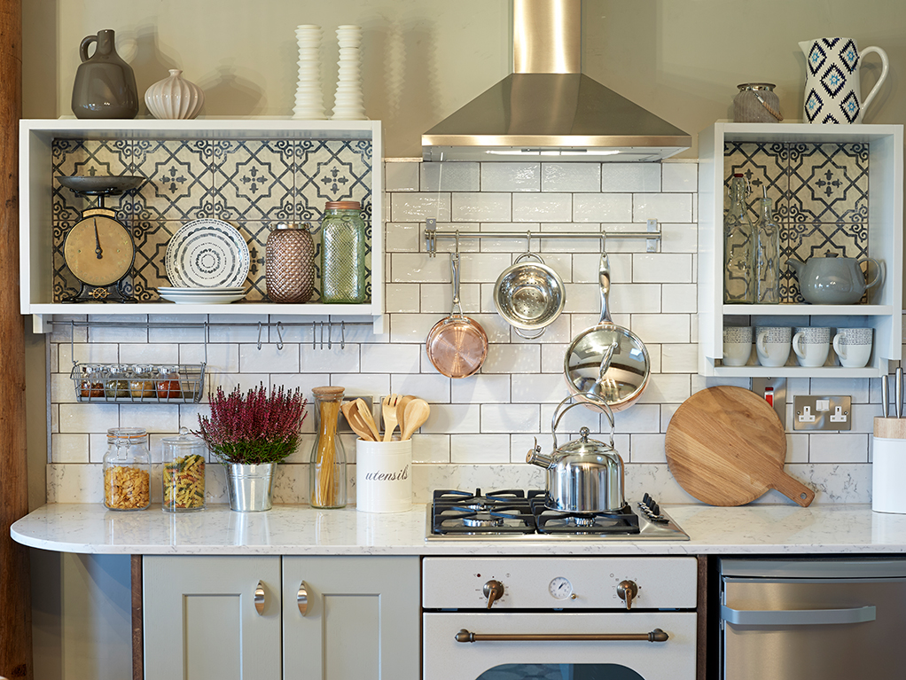 As featured on Houzz – 13 Ideas to Give Your Kitchen a Designer Look on a Budget