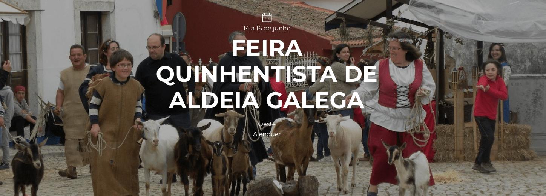 Feira Quinhentista da Aldeia Galega – ALENQUER