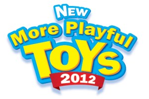 New More Playful Toys from Kinder Egg