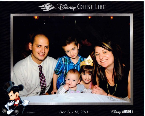 Feisty Frugal & Fabulous Disney Cruise Line Trip