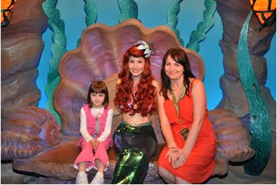 Ariel's Grotto Disney World