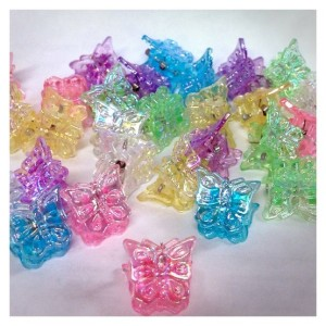 butterfly clips 90s