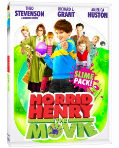 Horrid Henry The Movie (Slime Pack) - Cover Art 3D