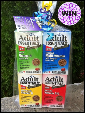 prize pack adult essentials