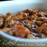 Baked Sweet & Sour Chicken thumb 2