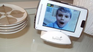 Summer infant baby touch 2 monitor