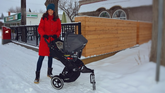 Phil and Teds Navigator Stroller Review