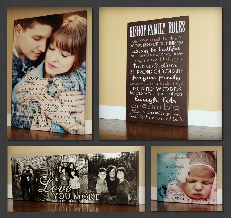 gift ideas from living prints