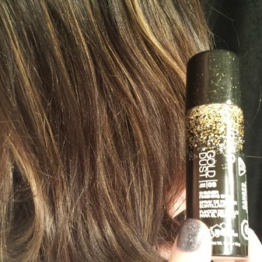 Joico Gold Dust Shimmer Finishing Spray