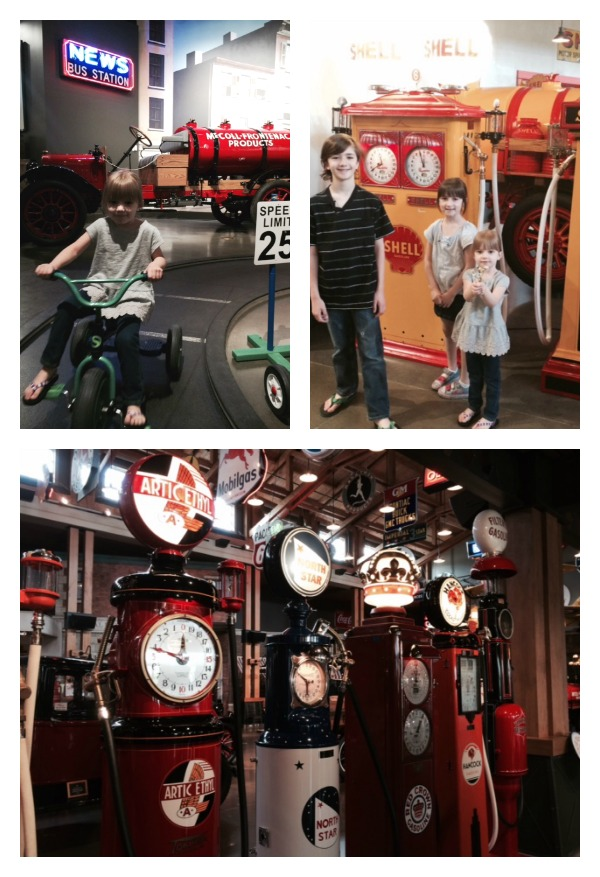 Heritage Park Gasoline Alley Museum