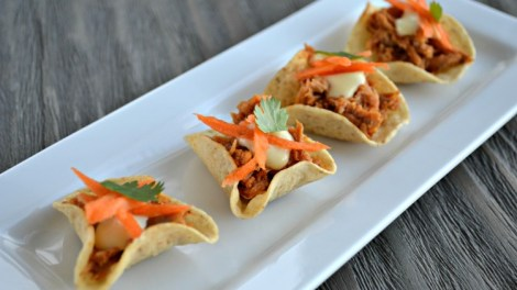 Shredded Pork Appetizer