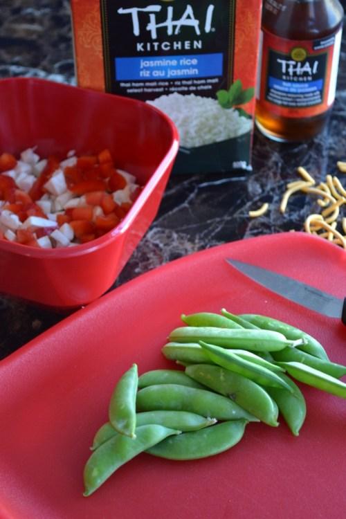 easy veggie lettuce cups recipe
