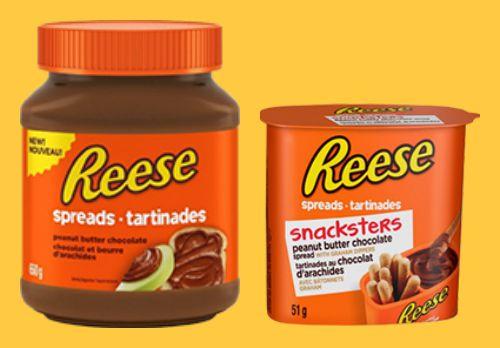 Reese Peanut Butter Chocolate Spread