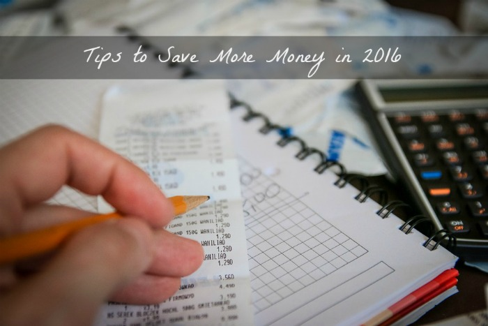 tips to save money in 2016