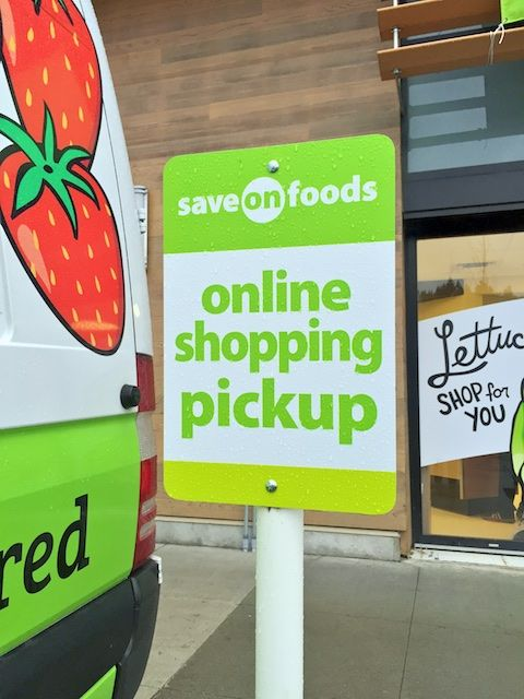 save-on-foods online shopping pickup