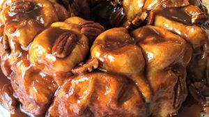 Monkey Bread (overnight cinnamon rolls)