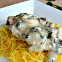 Creamy Parmesan Chicken