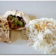 Prosciutto Asparagus Chicken Breasts