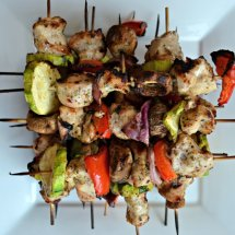 Easy Chicken Souvlaki