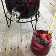 Fruity Red Sangria