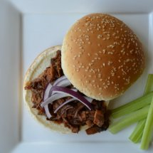 Slow Cooker Root Beer BBQ Beef