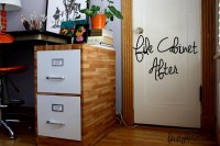 A Tale of Two File Cabinets: A DIY Success  Feisty Harriet