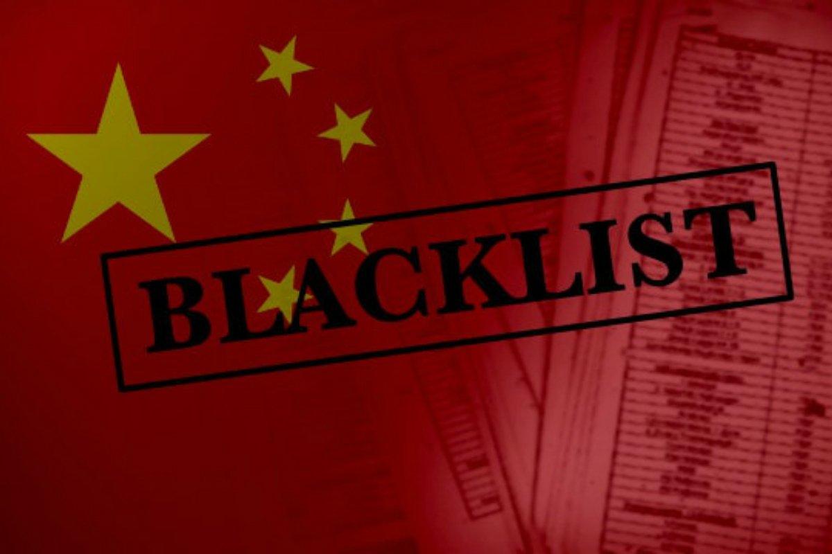 中國公布將實施旅行禁令的博彩國家黑名單菲律賓首當其衝