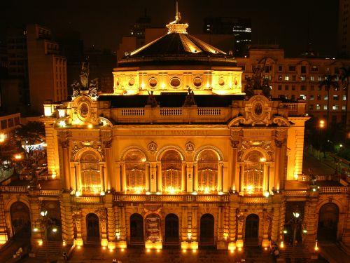 SP - Teatro Municipal