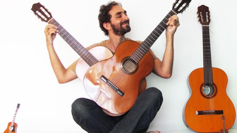 """Guga Bruno te convida para ouvir """"Casa Azul"""", seu novo EP"""