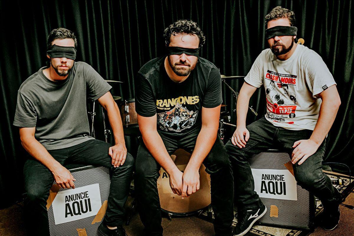 "Tribunal das redes sociais inspira single ""Cancelado"" da banda Agonia do Silêncio"