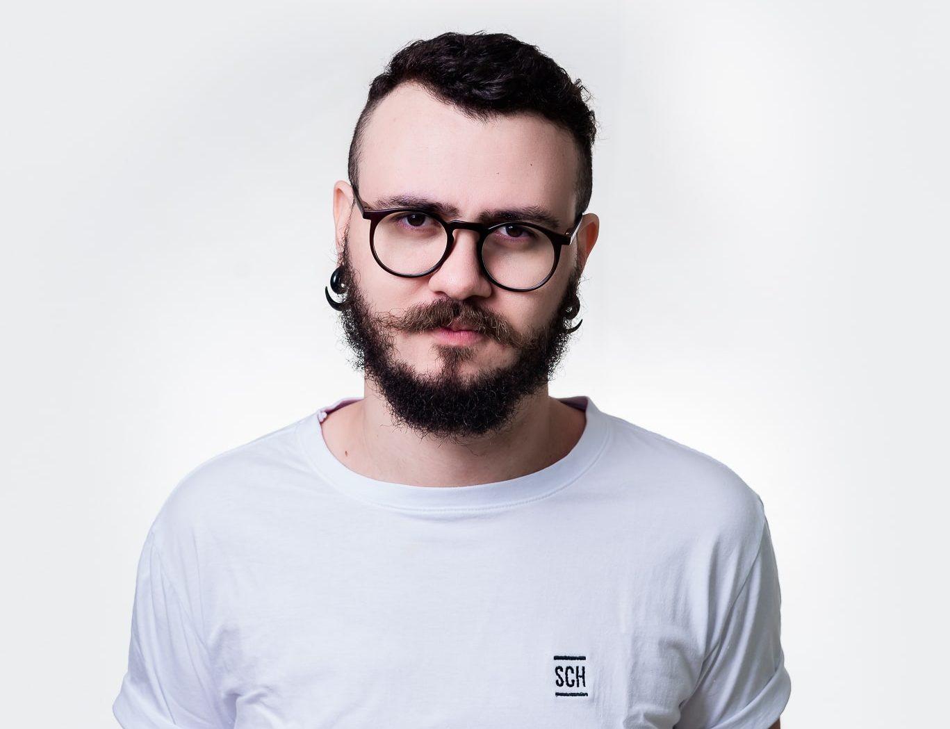 "Diego Schaun lança seu novo single ""Por Trás do Riso"""