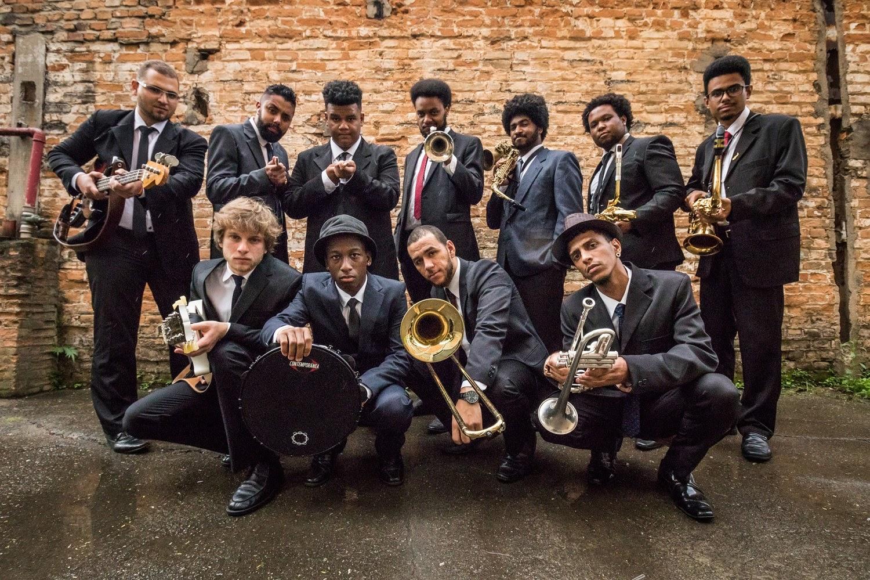 Nova Malandragem une samba rock e jazz em EP sobre a afrodiáspora