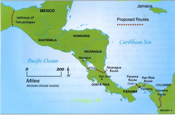 Nicaragua-Canal