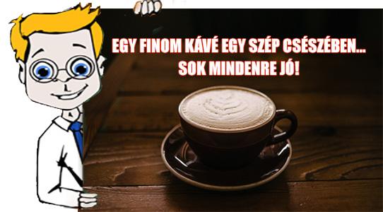 kávéval vicces képek