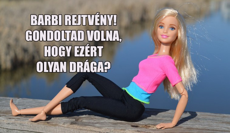 Barbie rejtvény