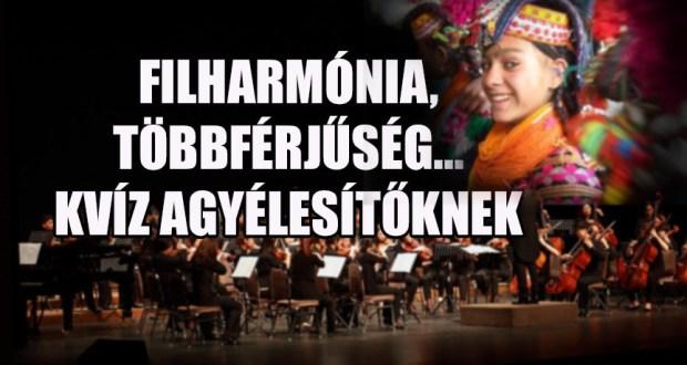 filharmónia kvíz