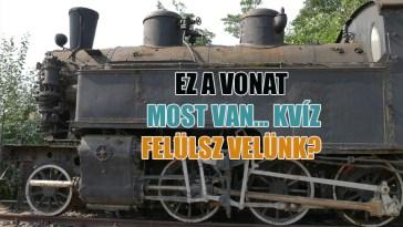 ez a vonat