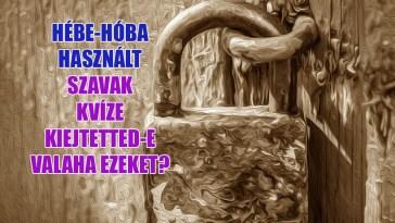 hébe-hóba