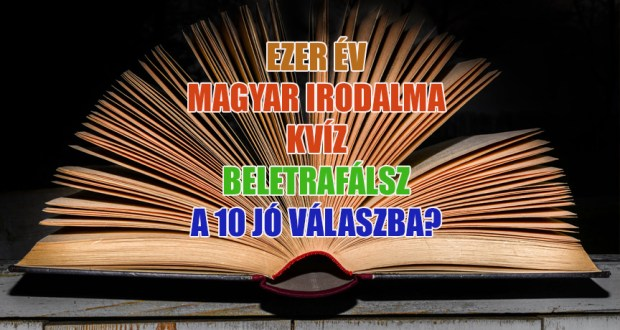 magyar irodalmi