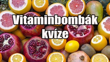 vitaminbombák