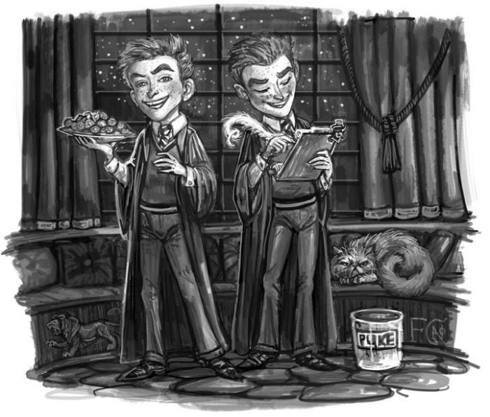 Fred and George Puking Pastilles, Digital