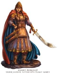 Warlord for Talisman ©Games Workshop, Digital