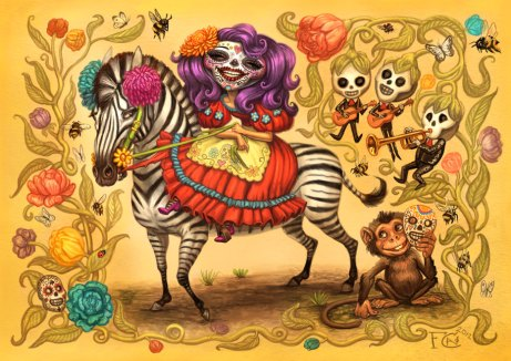 Day of the Dead Final, Digital