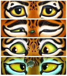 Packaging Art for Tiger Stripes ©Game Salute, Digital