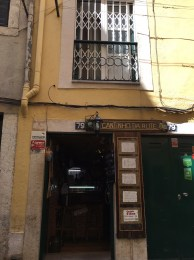 This is the shop in Alfama which you can try this particular Ginja