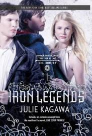 Julie Kagawa - The Iron Legends
