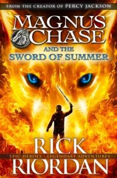Rick Riordan - The Sword of Summer