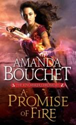 Amanda Bouchet - A Promise of Fire