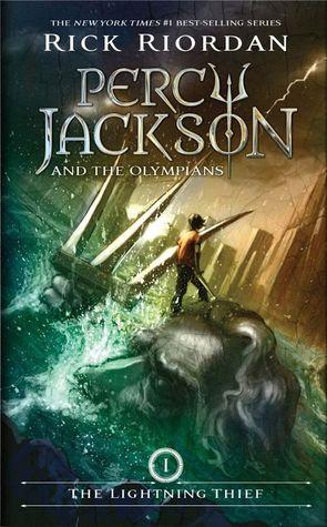 Rick Riordan - Percy Jackson and the Lightning Thief