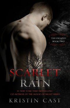 Kristin Cast - Scarlet Rain